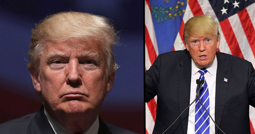 Donald Trump Has Full Makeover and Looks Completely Different