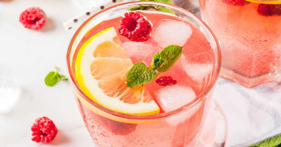 Applebee's Has $1 Vodka Raspberry Lemonades for Whole of June
