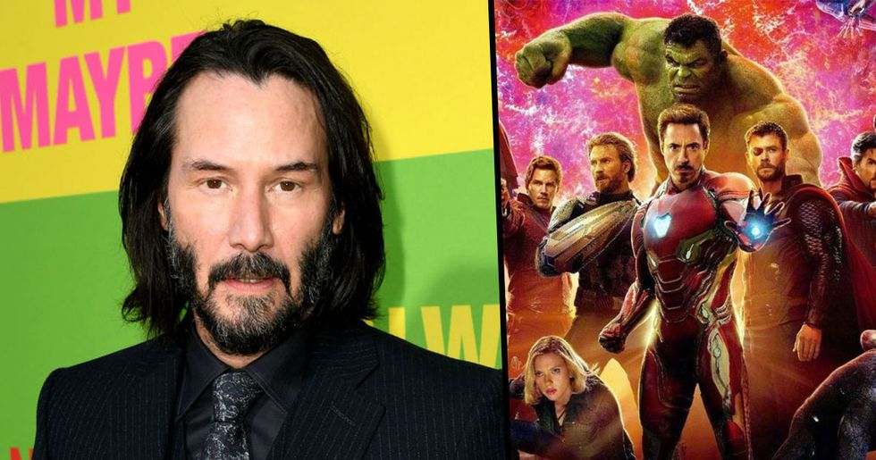 Marvel Want Keanu Reeves to Join the MCU