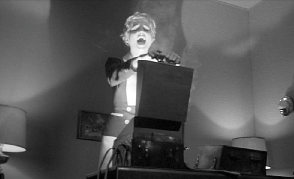 Nuclear Noir Classic Kiss Me Deadly On Criterion Blu-ray & DVD