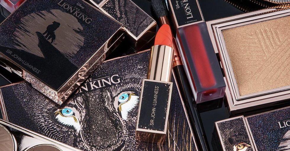 Beyonce's Makeup Artist Sir John Unveils 'Lion King' Makeup Collection