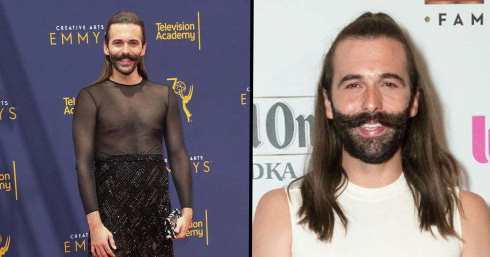 Jonathan Van Ness from 'Queer Eye' Says 'I'm Nonbinary. I'm Gender Nonconforming'