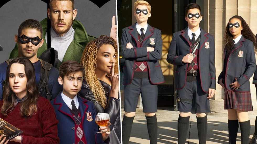 The Umbrella Academy Season Two Starts Filming