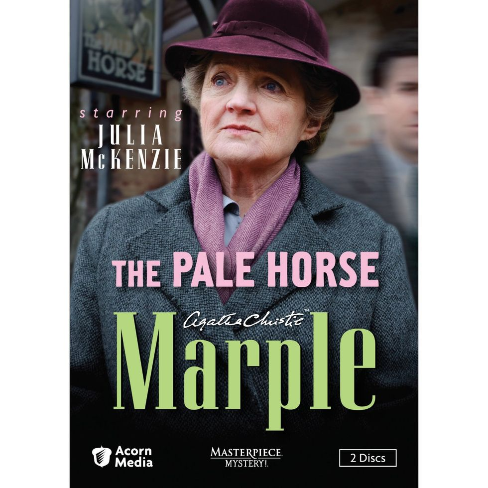 Wickedly Sensational The Pale Horse On DVD