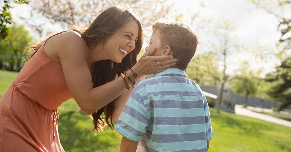 'Mama's Boys' Are Happier and More Successful, According to Experts