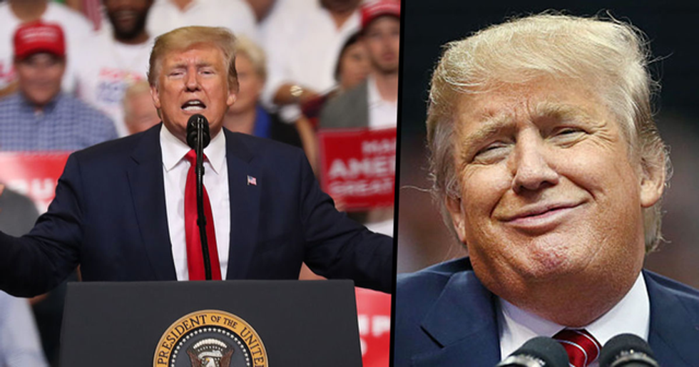 Trump Promises to Cure Cancer, Wipe out Aids and Put an American on Mars on Day One of His 2020 Campaign