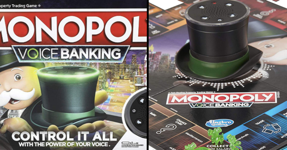 New Monopoly Game Has AI Voice Controlled Banker to Stop Cheating