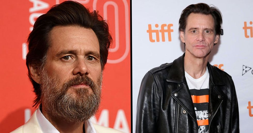 Jim Carrey's Reason for Refusing to Take Selfies with Fans is Actually Brilliant