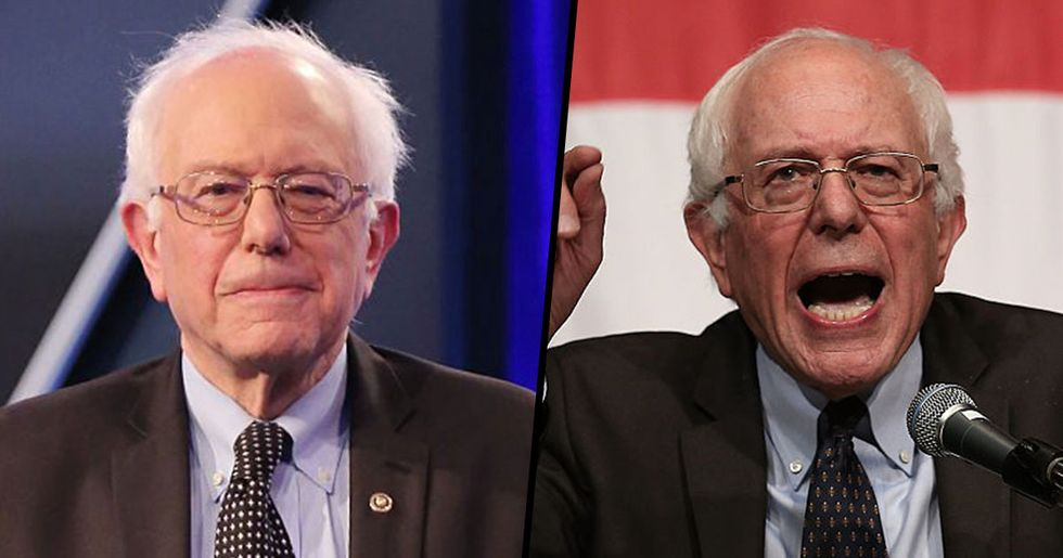 Bernie Sanders Says He Will Cancel All $1.6 Trillion of Student Loan Debt