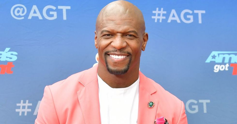 Terry Crews' Rags to Riches Story Culminates With a Perfect Golden Buzzer Moment