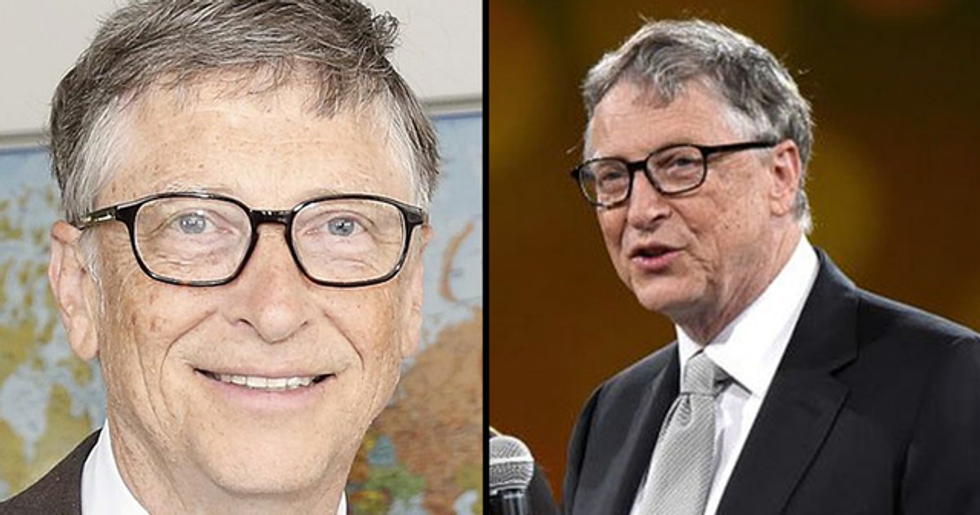 Bill Gates Reveals the Biggest Mistake He's Ever Made
