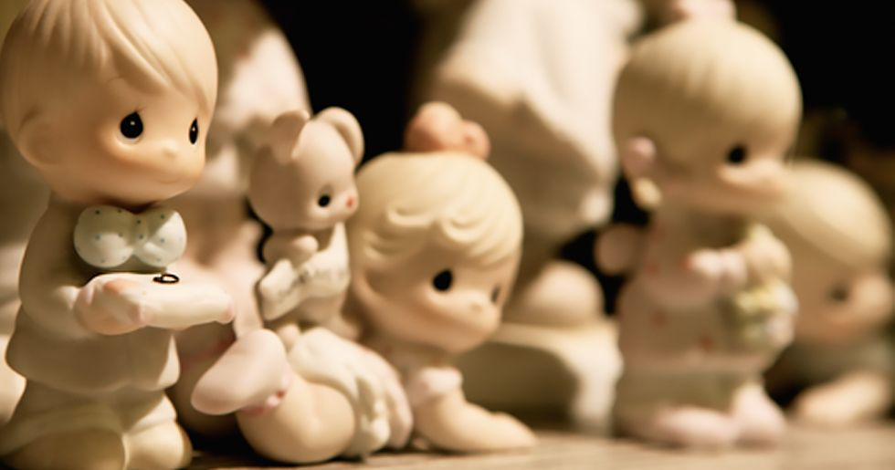Your Old Precious Moments Figurines Might Be Worth a Fortune Now