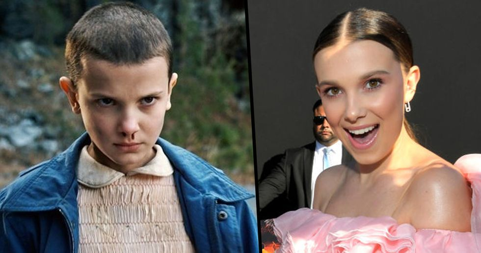 The 'Stranger Things' Cast Have All Grown up so Prepare to Feel Old
