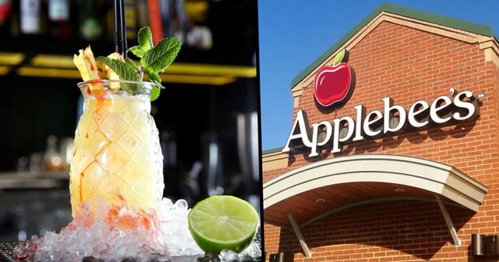 Applebee's Is Doing $1 Tropical Cocktails for the Whole Month of July