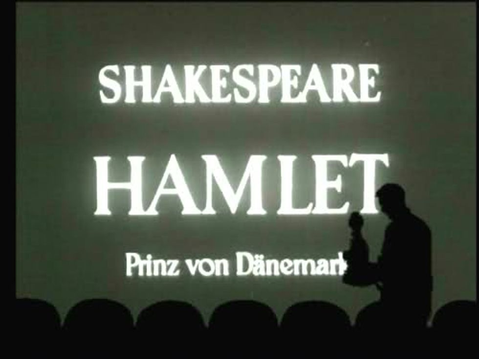 """""""To Laugh Or Not To Laugh:"""" Mystery Science Theater 3000's Hamlet On DVD"""