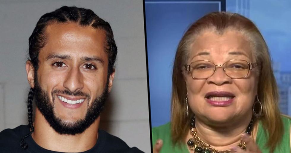 Martin Luther King's Niece Slams Colin Kaepernick and Nike