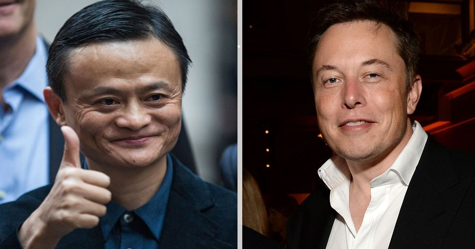 The 50 Richest People in the World Right Now