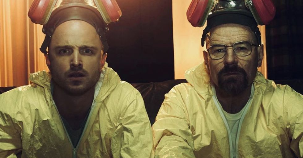 See How Different the 'Breaking Bad' Cast Looks Since They Stopped Cooking