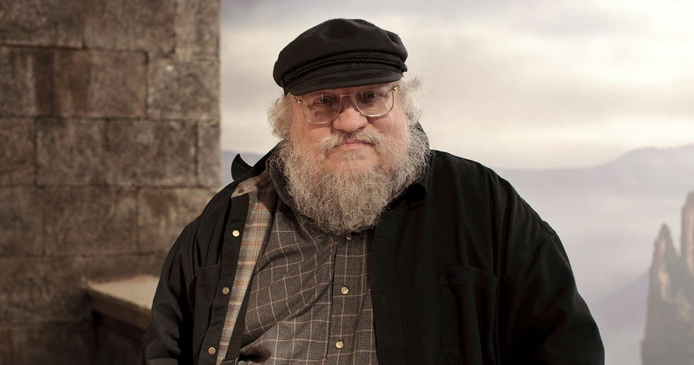 George R.R. Martin Reveals Possible Title and New Details for 'Game of Thrones' Prequel