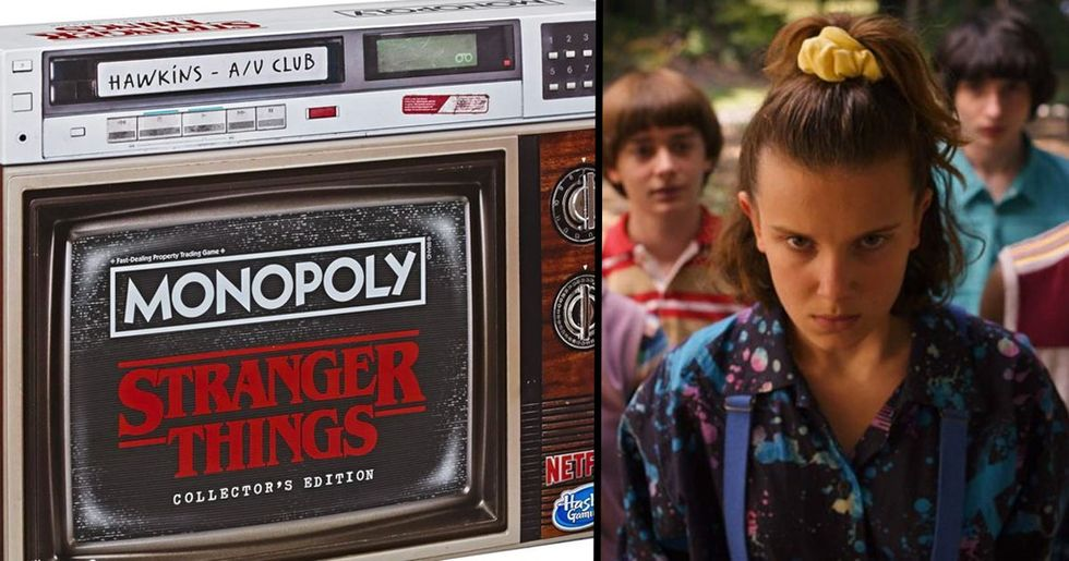 Monopoly Releasing 'Stranger Things' Game, Featuring the Upside Down