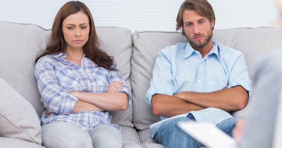 The Most Common Mistakes Couples Make, According to Marriage Counselors