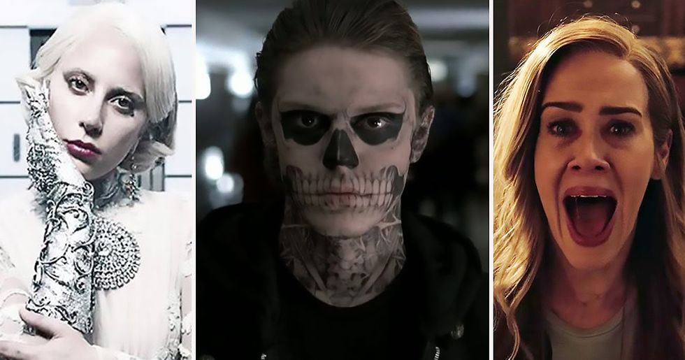 Terrifying Behind-The-Scenes Details from Every Season of 'American Horror Story'