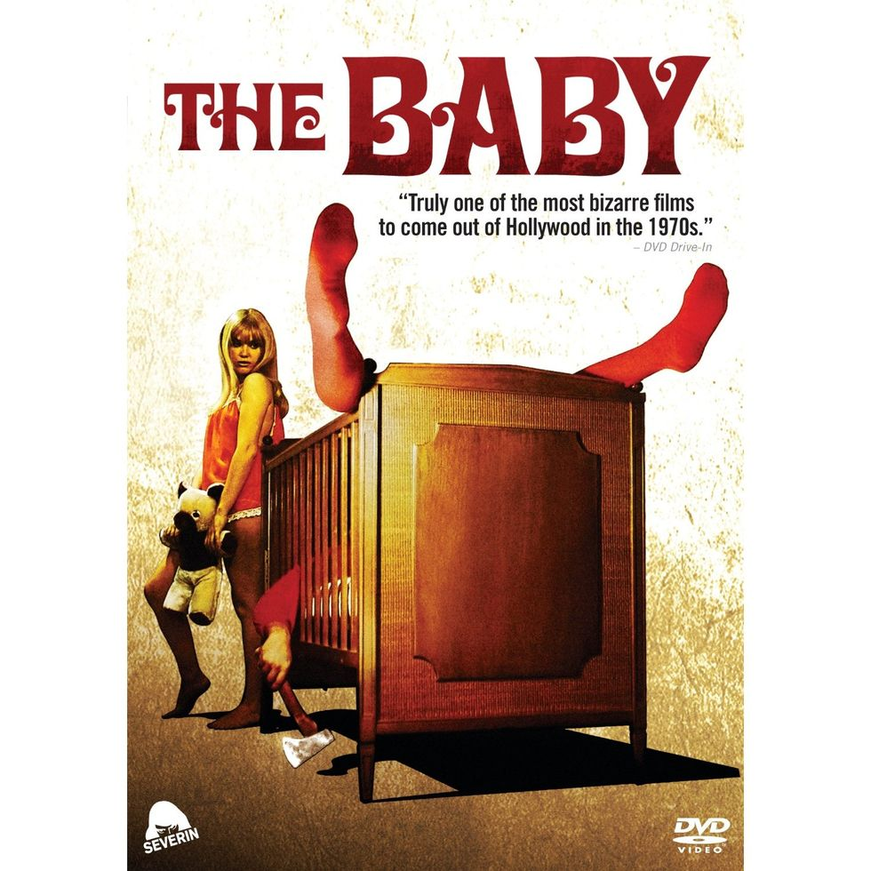 Deranged Celluloid Oddity The Baby On DVD