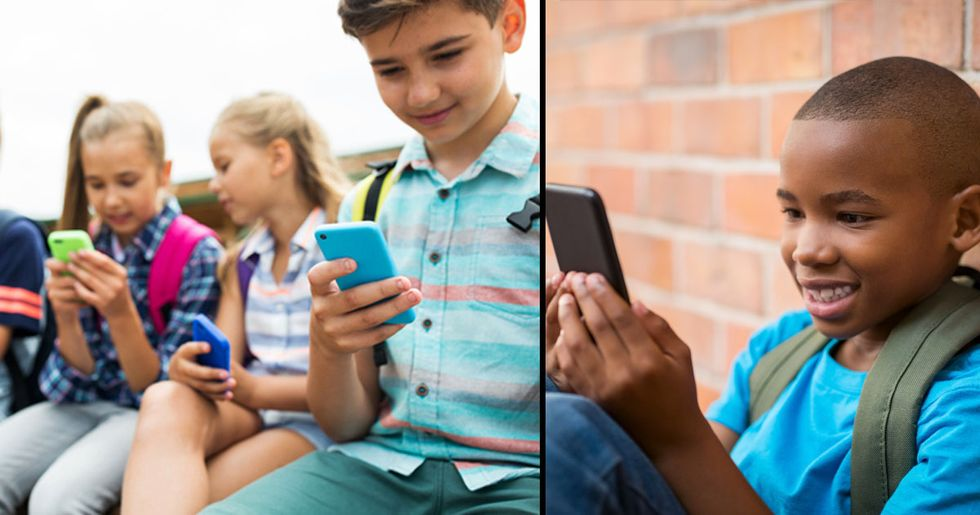 France Bans Children Under 15 from Using Phones at School