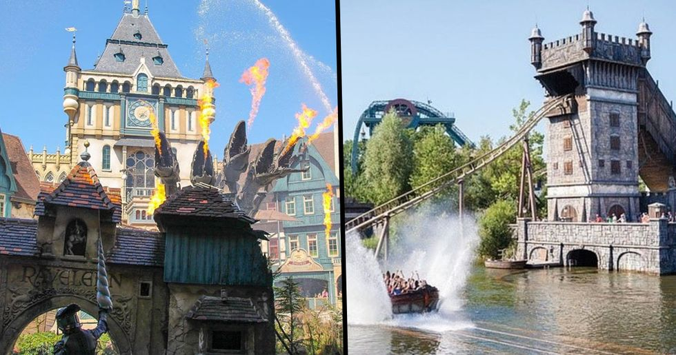 People Are Loving Theme Park That's 'Better Than Disneyland'