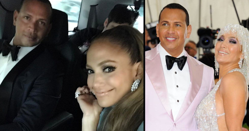 A-Rod's $120,000 Gift For J-Lo's 50th Birthday