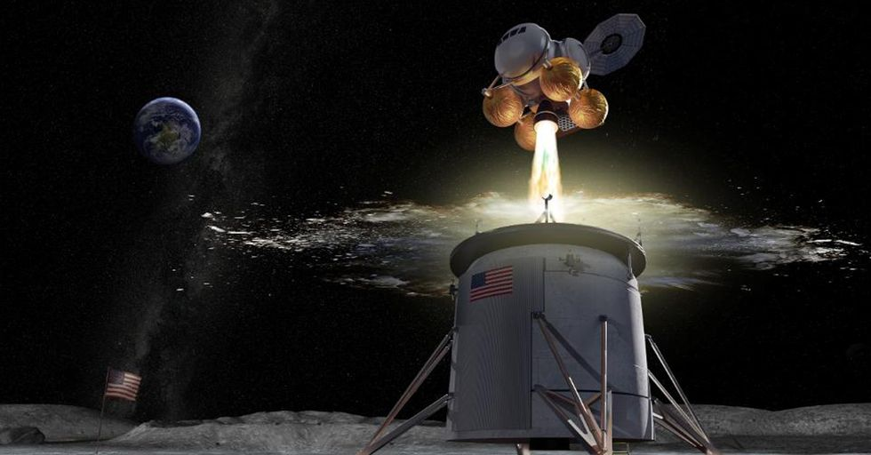 NASA Scientists Reveal How They'll Send People Back to the Moon in 2024