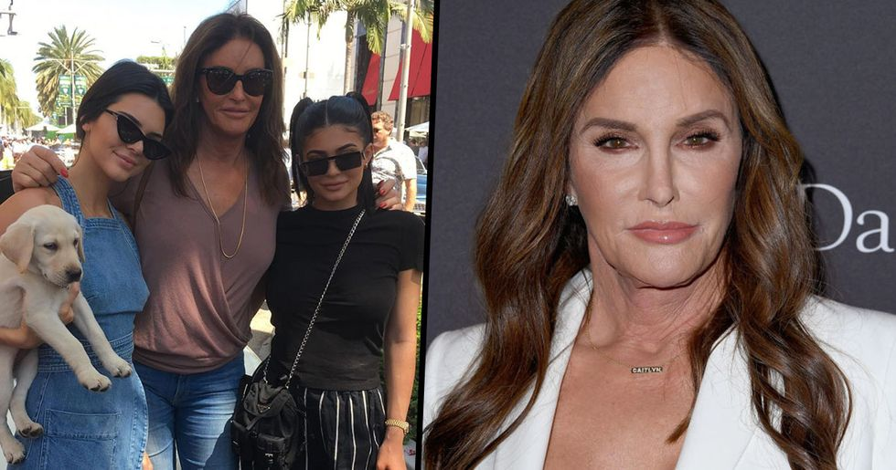 Caitlyn Jenner Accidentally Posts Picture of Kendall for Kylie's Birthday