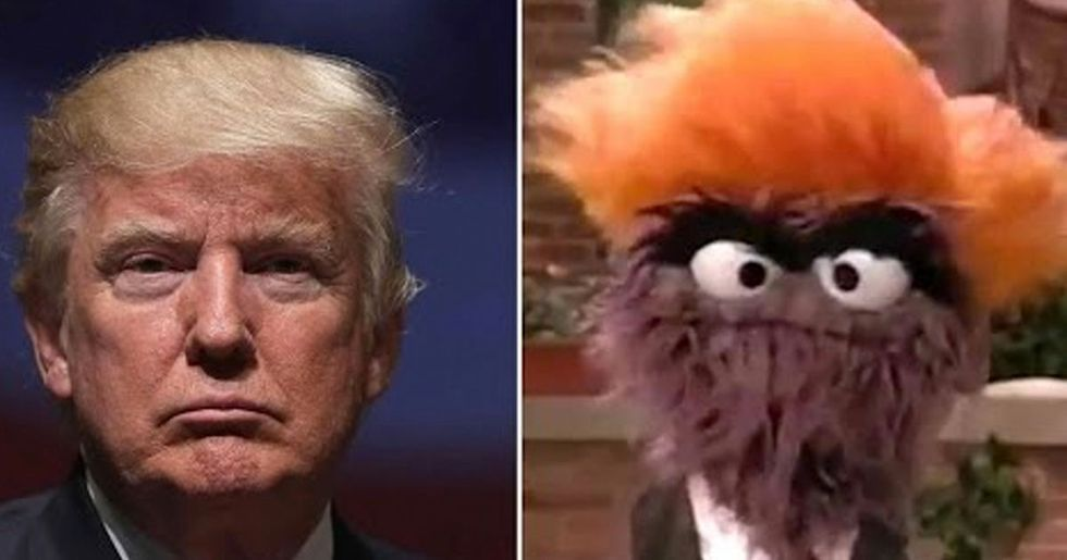 'Sesame Street' Has Been Mocking Trump since 1988 - Here Are the Best Moments