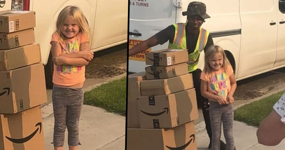 Adorable Scammer Orders $350 Worth of Toys on Mom's Amazon Account