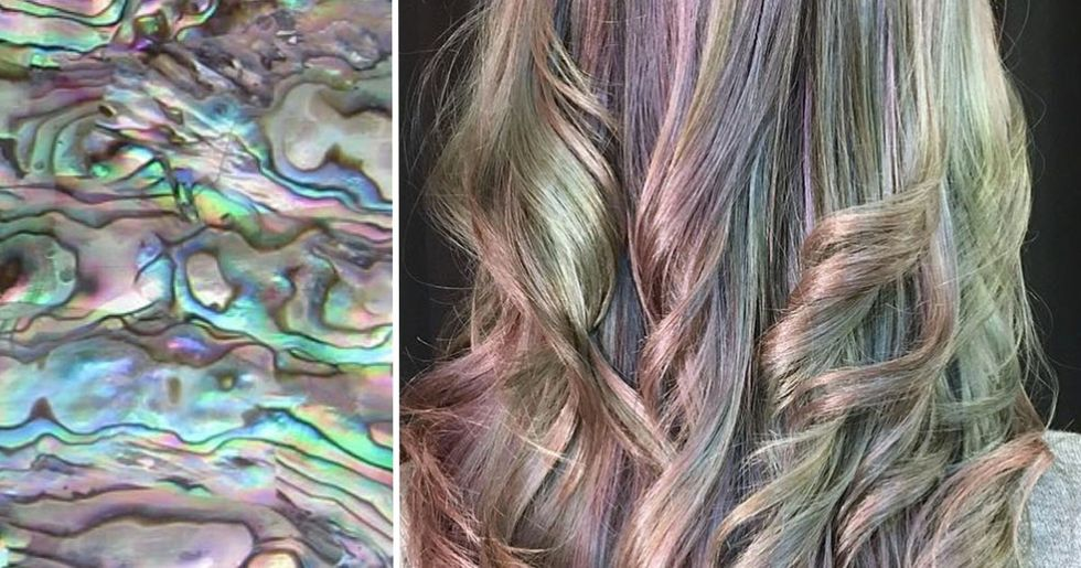 Hair Colorist Creates Looks Inspired by Nature and We're Obsessed