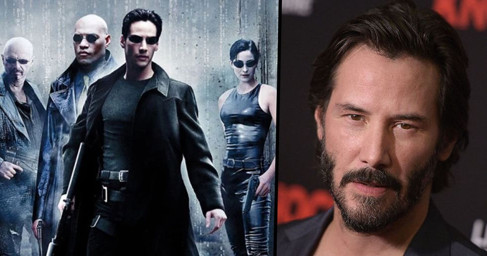 Keanu Reeves Will Return As Neo In Fourth 'Matrix' Movie