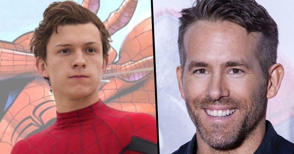 Ryan Reynolds' Response To 'Spider-Man' Leaving The MCU is Heartbreaking