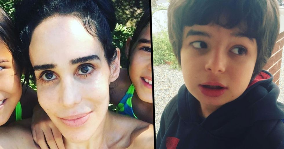 Octomom Reveals Son Aidan Is Autistic Saying 'He's 14 Years Old, Going on 1 in His Head'
