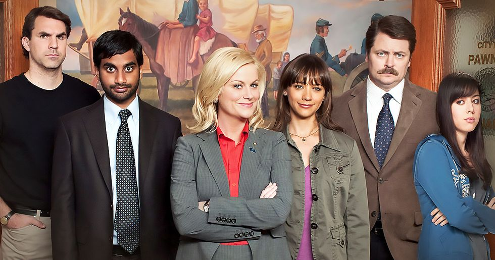 Every Time 'Parks and Rec' Was the Most Whole Wholesome Show on TV