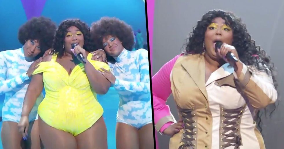 The Internet Lost Its Mind Over Lizzo's VMA Performance