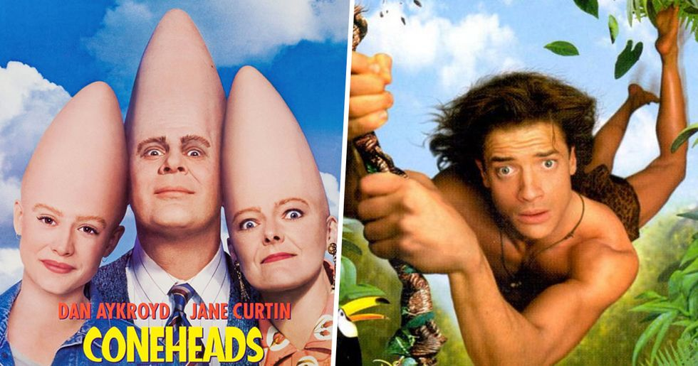 50 Movies We All Watched in the '90s and Have Forgotten About