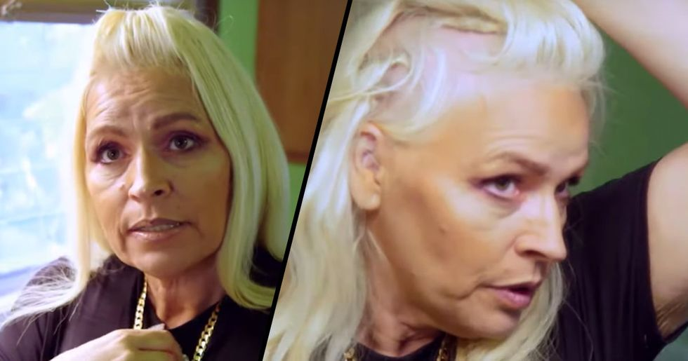'Dog's Most Wanted' New Clips Show Heartbreaking Hair Situation for Beth Chapman
