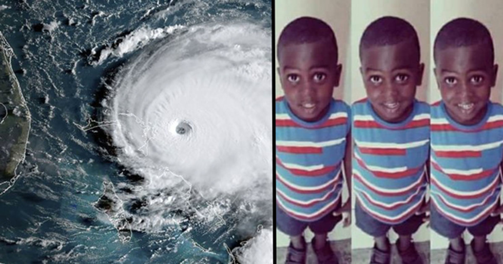 7-Year-Old Dies as Hurricane Dorian Hits the Bahamas With 200-Mph Winds