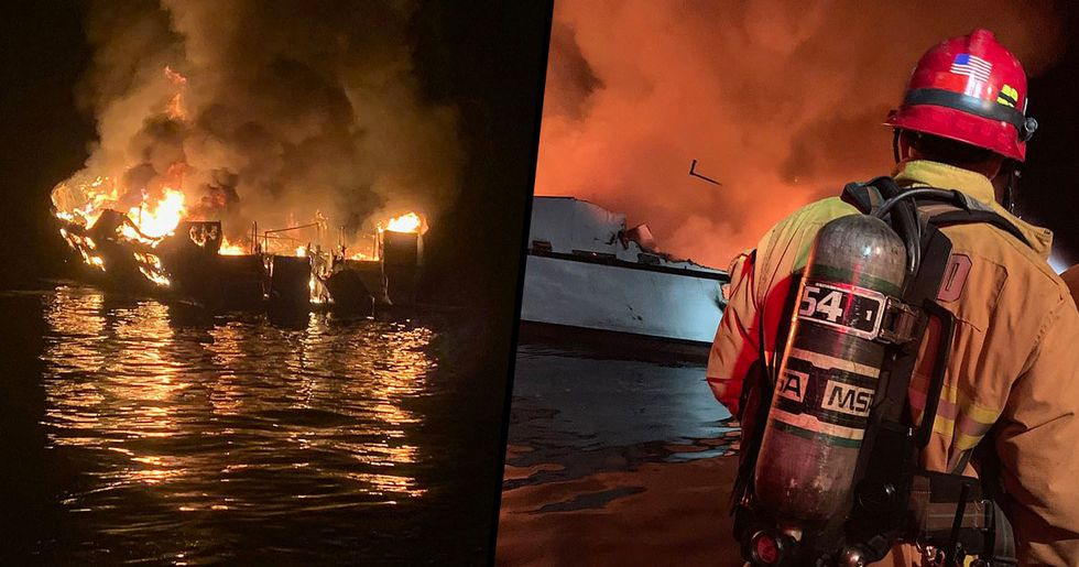 At Least 20 People Confirmed Dead and 14 Missing in California Boat Fire