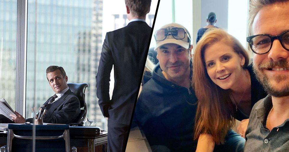 'Suits' Has Finished Production for Last Ever Series