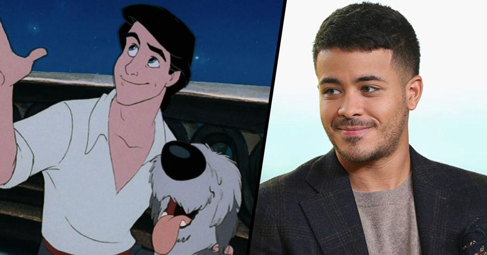 '13 Reasons Why' Star Cristian Navarro Could Star as Prince Eric in 'Little Mermaid' Remake