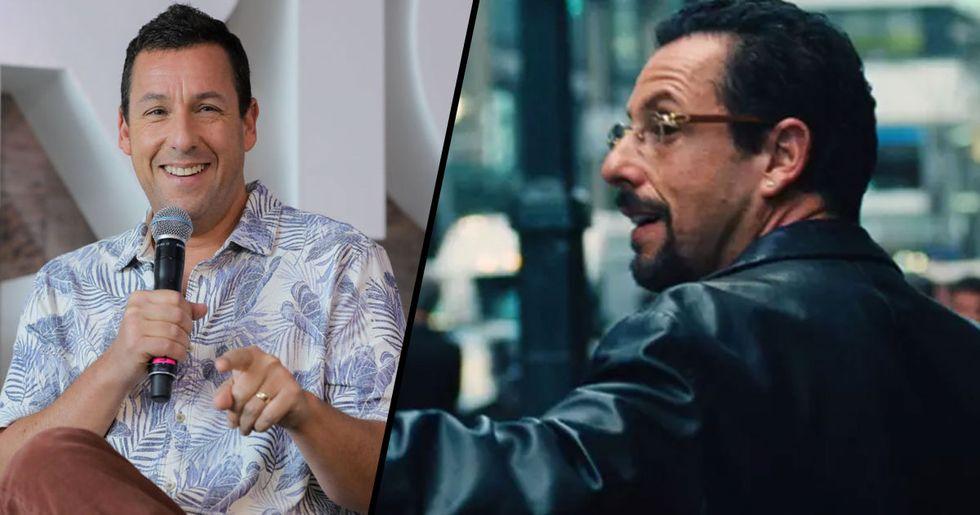Adam Sandler's New Film Has Got 100% on Rotten Tomatoes