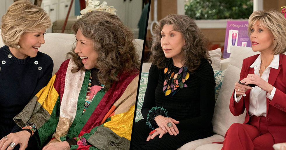 'Grace and Frankie' Has Been Renewed for a Seventh and Final Season