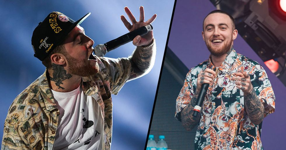 Man Charged in Connection to Death of Rapper Mac Miller