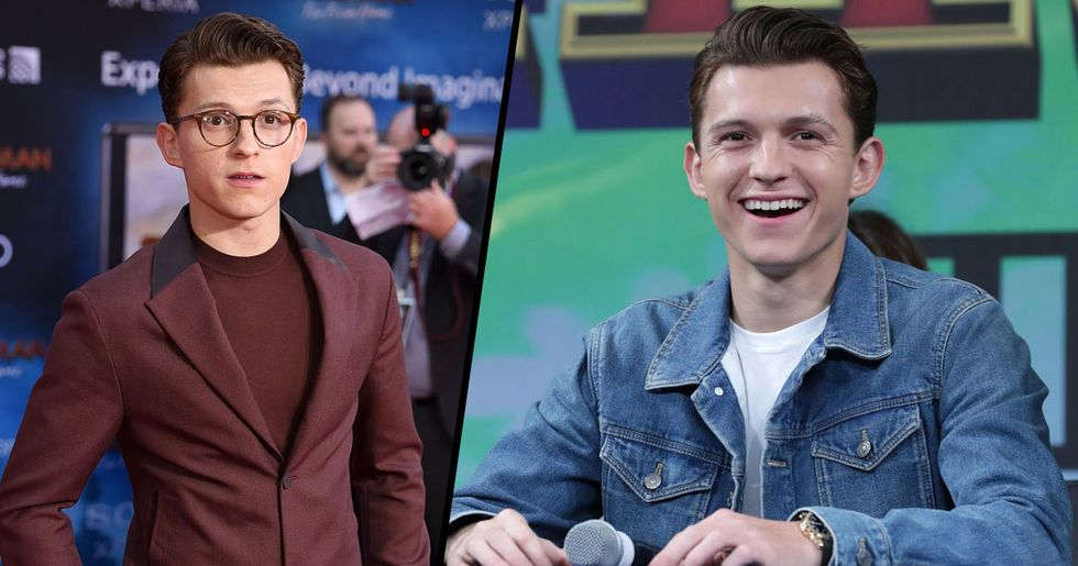 Tom Holland Might Star in Another Iconic Disney Live-Action Remake